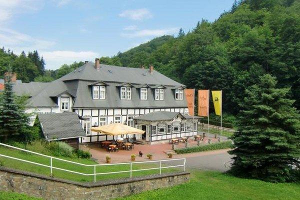 Hotel Beutel Chalet Waldfrieden - 9
