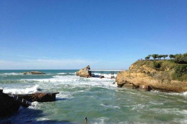 Rental Apartment Marigny 2 - Biarritz - фото 16