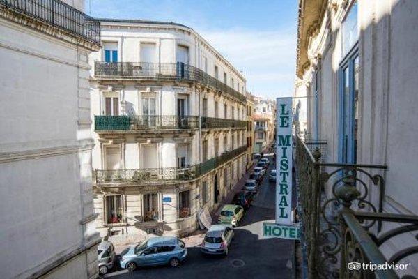 Hotel Le Mistral Montpellier Centre - 23