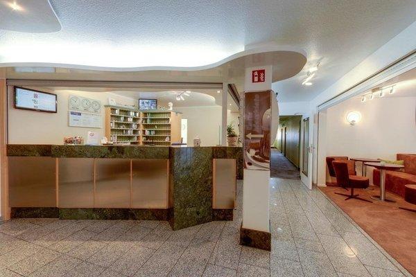 Apartmenthotel Residenz Steinenbronn - фото 15