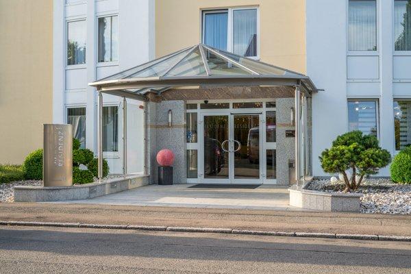 Apartmenthotel Residenz Steinenbronn - фото 18