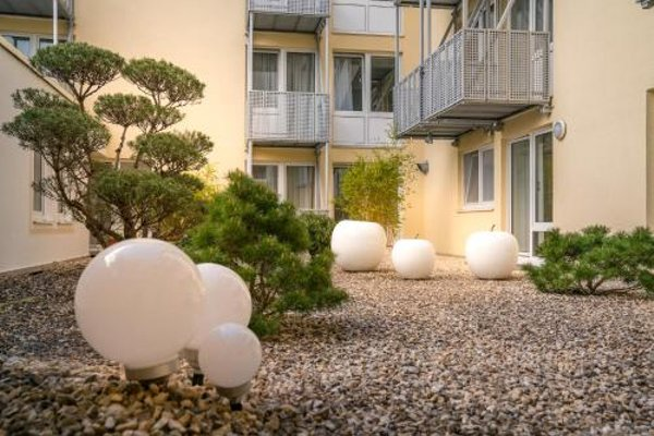 Apartmenthotel Residenz Steinenbronn - фото 20