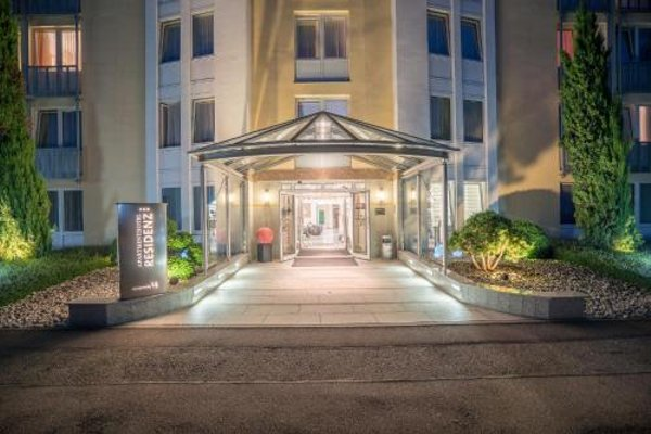 Apartmenthotel Residenz Steinenbronn - фото 23