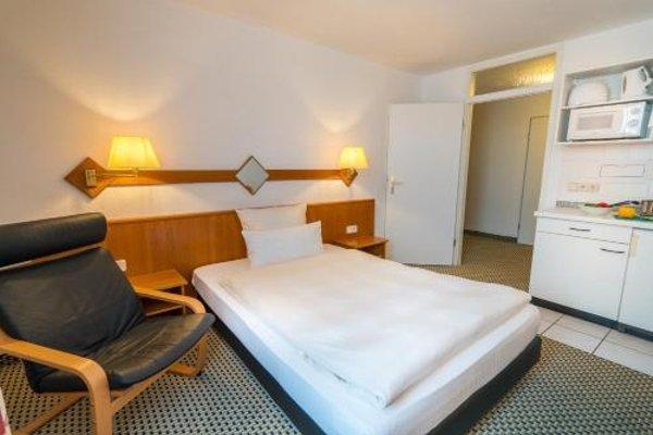 Apartmenthotel Residenz Steinenbronn - фото 3