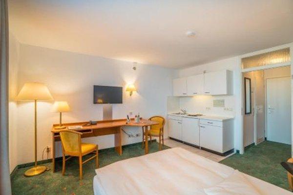 Apartmenthotel Residenz Steinenbronn - фото 6