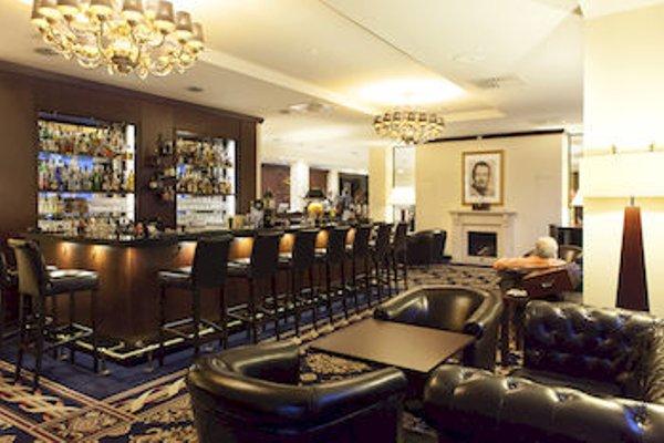 Hotel Vier Jahreszeiten Starnberg - фото 12