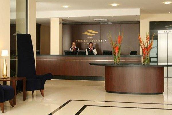 Hotel Vier Jahreszeiten Starnberg - фото 14