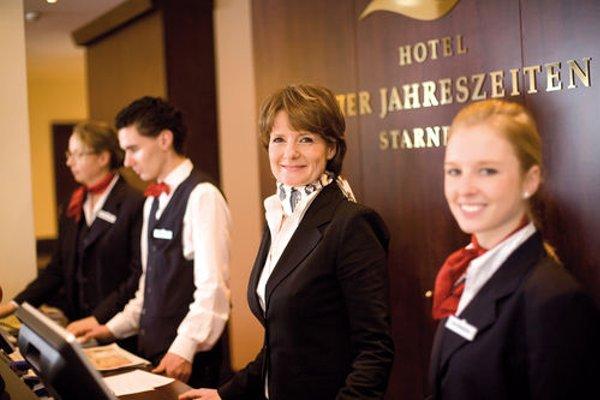 Hotel Vier Jahreszeiten Starnberg - фото 16