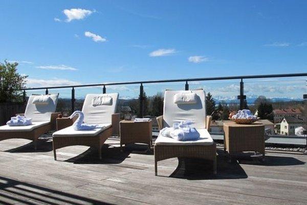 Hotel Vier Jahreszeiten Starnberg - фото 21