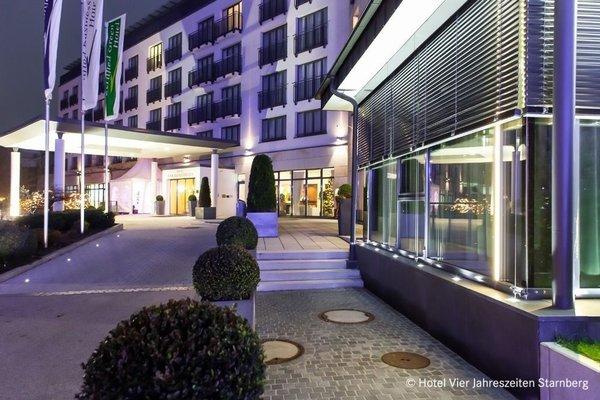 Hotel Vier Jahreszeiten Starnberg - фото 22