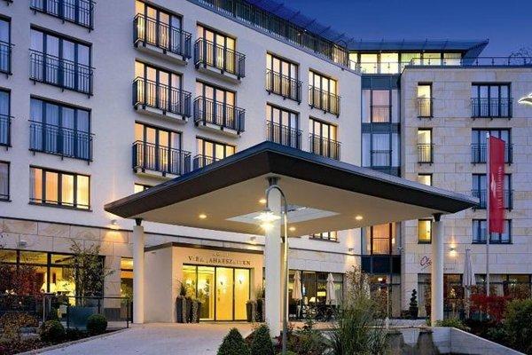 Hotel Vier Jahreszeiten Starnberg - фото 23