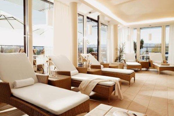 Hotel Vier Jahreszeiten Starnberg - фото 3