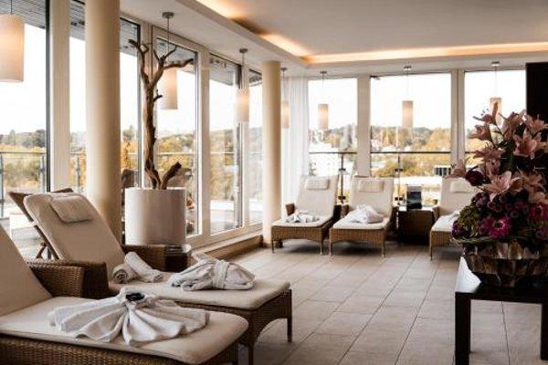 Hotel Vier Jahreszeiten Starnberg - фото 4