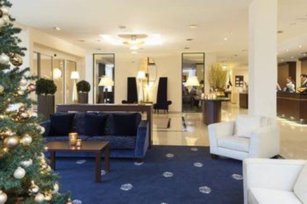 Hotel Vier Jahreszeiten Starnberg - фото 5