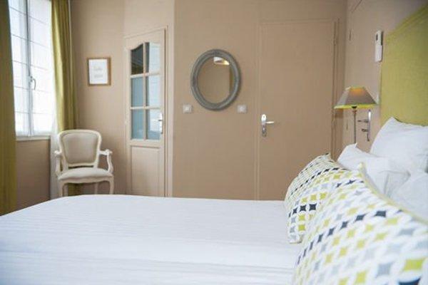 Отель типа «постель-завтарк» - 11