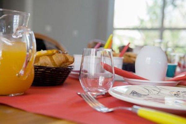 La Villa - Bordeaux Chambres d'hotes - фото 13