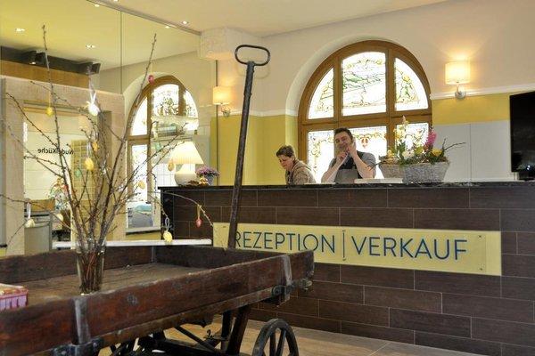 Manufaktur Hotel Stadt Wehlen - фото 17