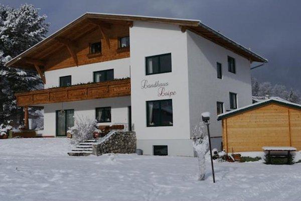 Landhaus Loipe - 18