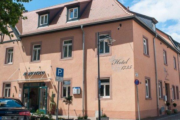 Hotel-Restaurant 1735 - фото 26
