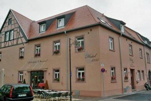 Hotel-Restaurant 1735 - фото 22