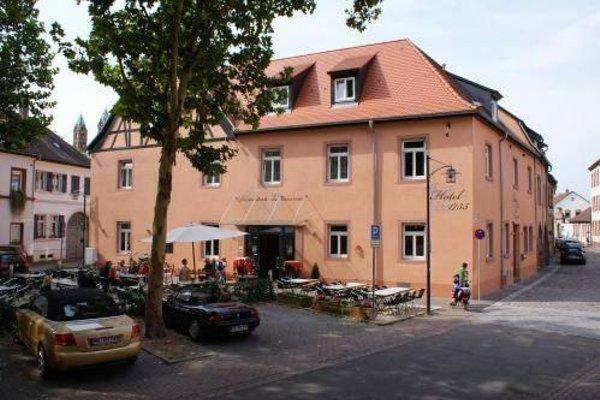 Hotel-Restaurant 1735 - фото 23