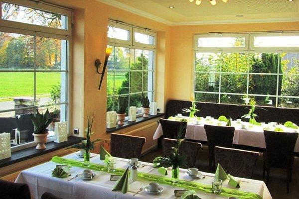 Akzent Hotel Cordes & Restaurant am Rosengarten - фото 14