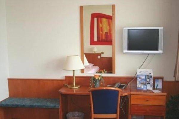 Akzent Hotel Cordes & Restaurant am Rosengarten - фото 9