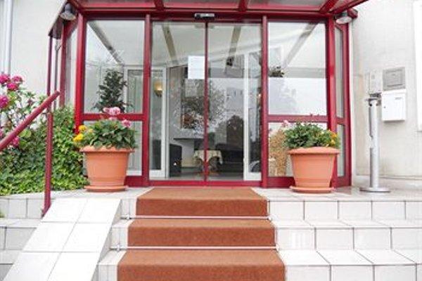 Kempe Komfort plus Hotel - фото 23