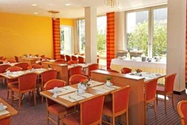 H+ Hotel Solingen - фото 13