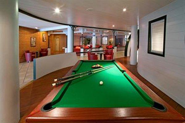 Qualys Hotel Golf Paris Est - фото 16