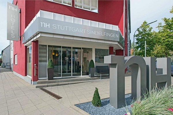 NH Stuttgart Sindelfingen - фото 21