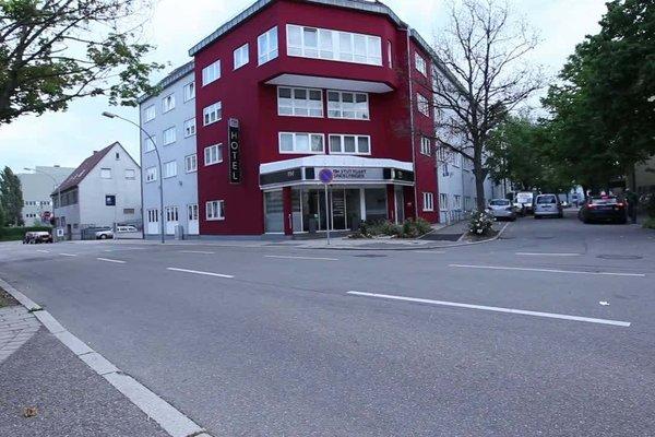 NH Stuttgart Sindelfingen - фото 23