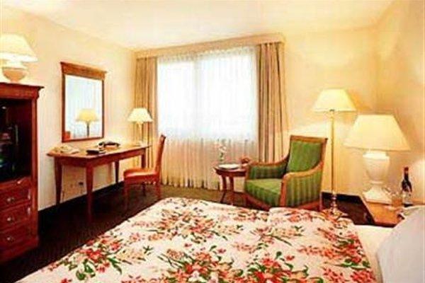 Stuttgart Marriott Hotel Sindelfingen - фото 50
