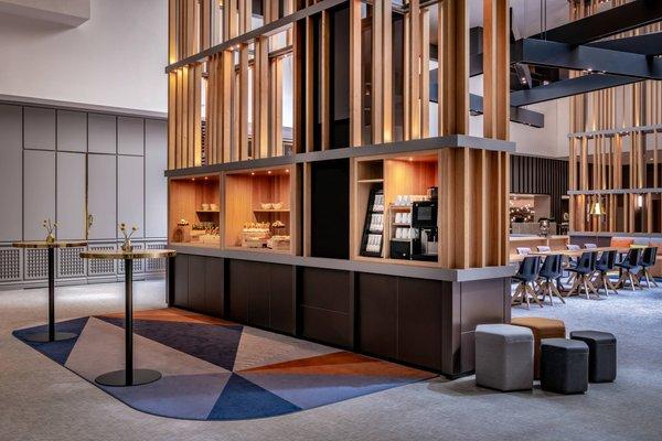 Stuttgart Marriott Hotel Sindelfingen - фото 10