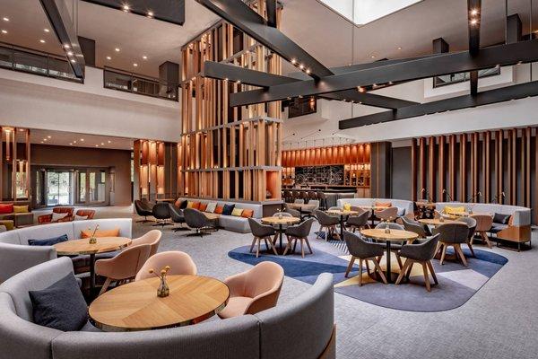 Stuttgart Marriott Hotel Sindelfingen - фото 13