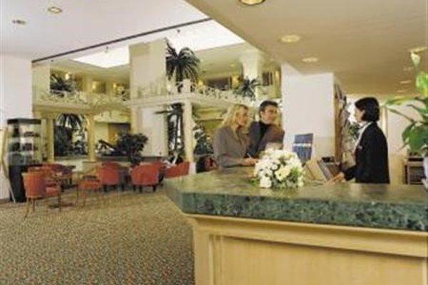 Stuttgart Marriott Hotel Sindelfingen - фото 14