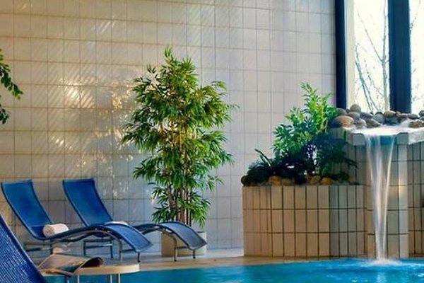 Stuttgart Marriott Hotel Sindelfingen - фото 20