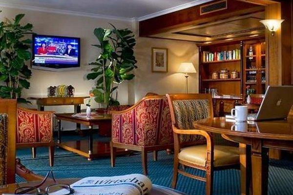 Stuttgart Marriott Hotel Sindelfingen - фото 4