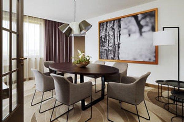 Stuttgart Marriott Hotel Sindelfingen - фото 9