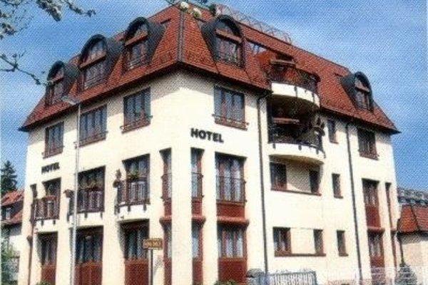 City Hotel Sindelfingen (ex Hotel Carle) - фото 9