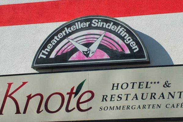 Hotel & Restaurant Knote - 18