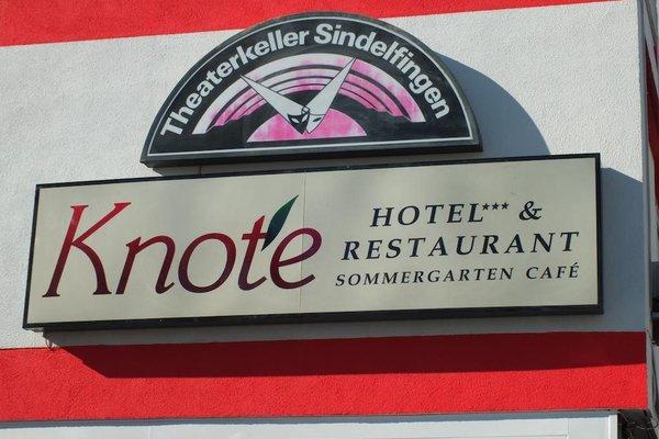 Hotel & Restaurant Knote - 19