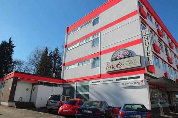 Hotel & Restaurant Knote - 21