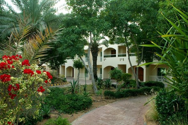 Umm Al Quwain Beach Hotel - фото 21