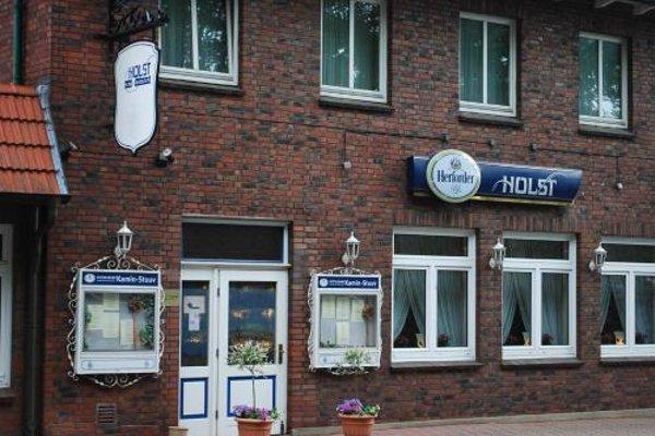 Hotel Holst - фото 18