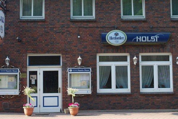 Hotel Holst - фото 19