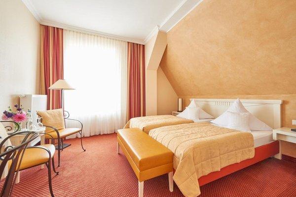 Hotel & Restaurant Alte Schule - фото 27