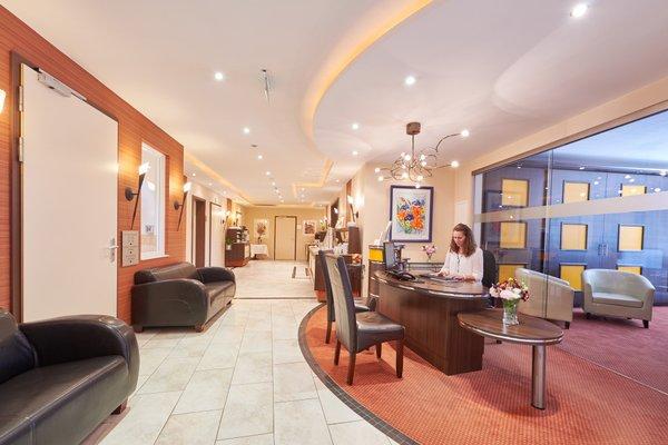 Hotel & Restaurant Alte Schule - фото 14