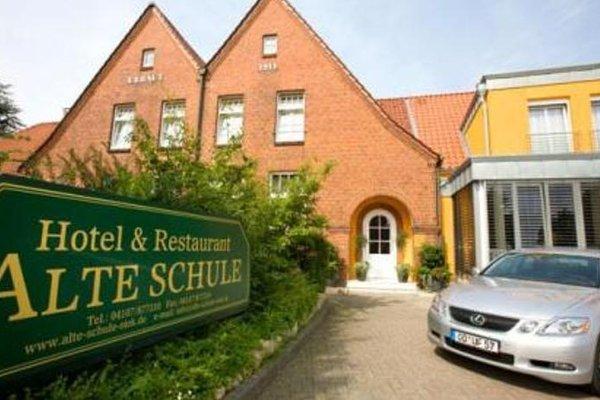 Hotel & Restaurant Alte Schule - фото 23
