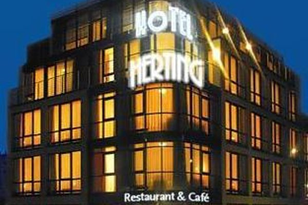 Hotel Herting - фото 21